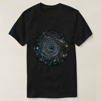 T-shirt Photo de groupe d'étoile de trou noir