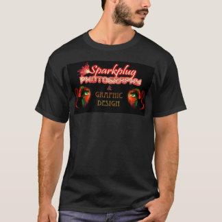 T-shirt Photographie de bougie