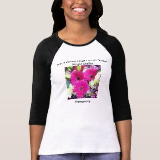 T-shirt Photographie de Laura Guillen aka Ishah d'actrice