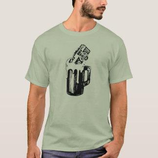 T-shirt Photographie de Salem et Club-2 potable