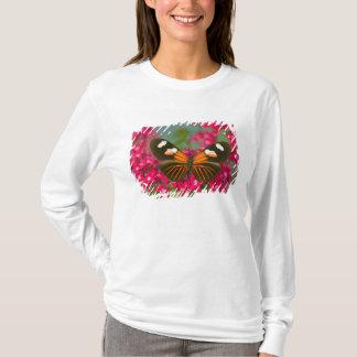 T-shirt Photographie de Sammamish Washington de papillon