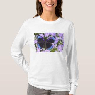 T-shirt Photographie de Sammamish Washington du papillon 2