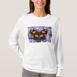 T-shirt Photographie de Sammamish Washington du papillon 4
