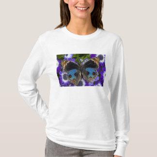 T-shirt Photographie de Sammamish Washington du papillon 9
