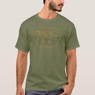 T-shirt Physique une étiquette - la géométrie sacrée