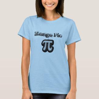 T-shirt pi, tarte de mangue