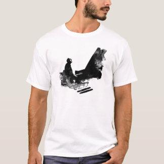 T-shirt pianiste
