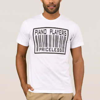 T-shirt Pianistes inestimables