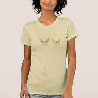 T-shirt Pie et faon Frenchie