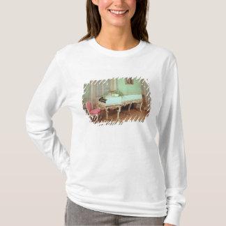 T-shirt Pièce avec le clavecin