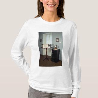 T-shirt Pièce de Beethoven montrant un support de musique