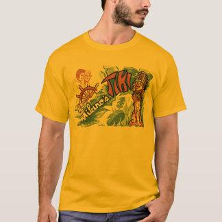 T-shirt Pièce de Tiki de Milan