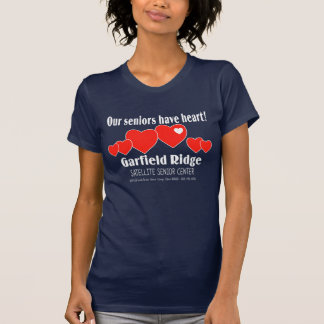 T-shirt Pièce en t adaptée de dames
