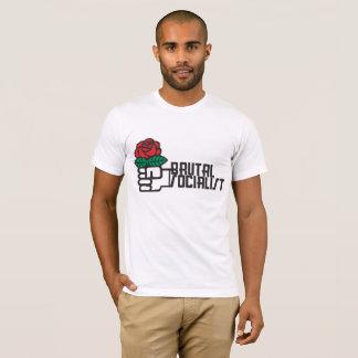 T-shirt Pièce en t américaine socialiste brutale