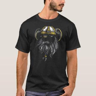 T-shirt Pièce en t barbue de Viking