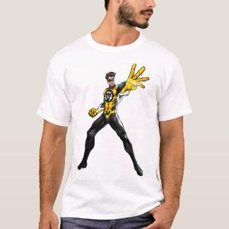 T-shirt Pièce en t comique de héros de Voluntaryist