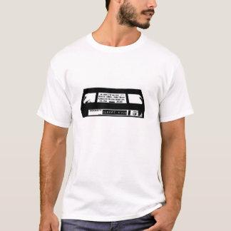 T-shirt Pièce en t d'Albert Pyun VHS