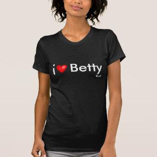 T-shirt Pièce en t de Betty M