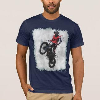 T-shirt Pièce en t de cavalier de procès
