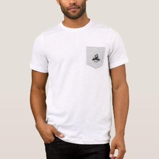T-shirt Pièce en t de charpentier