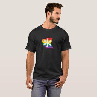 T-shirt Pièce en t de fierté = de progrès