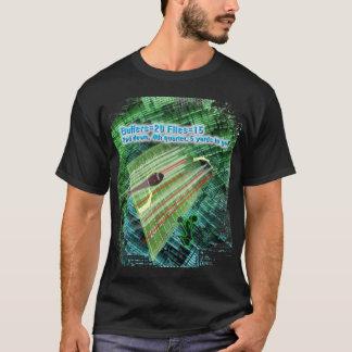 T-shirt Pièce en t de FilesVsBuffers