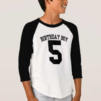 T-shirt Pièce en t de GRAPHIQUE du garçon #5