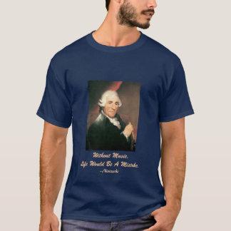 T-shirt Pièce en t de Haydn par NVAHA