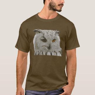 T-shirt Pièce en t de hibou