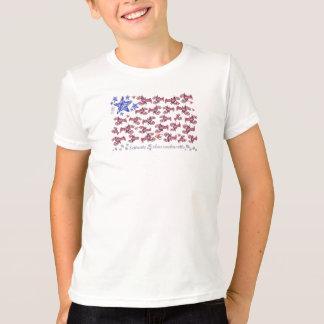 T-shirt Pièce en t de homard de la masse de Scituate 4