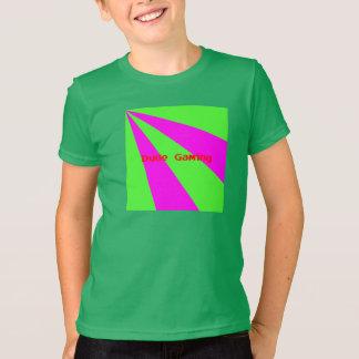 T-shirt Pièce en t de jeu de type