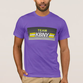 T-shirt Pièce en t de KBNY Kettlebell