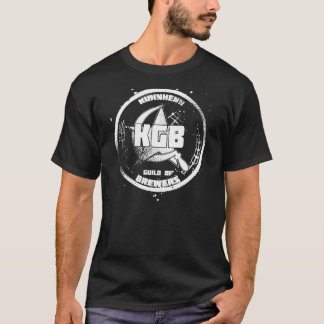 T-shirt Pièce en t de KGB