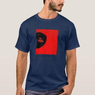 T-shirt Pièce en t de la marine des hommes d'Oracle
