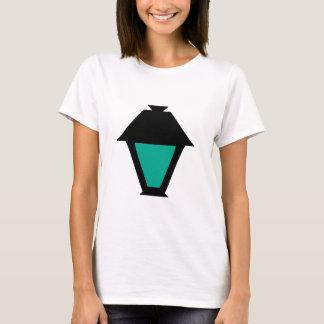 T-shirt Pièce en t de lanterne