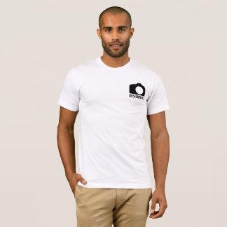 T-shirt Pièce en t de logo de DesignofAJ