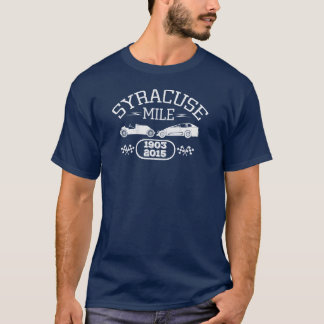T-shirt Pièce en t de mille de Syracuse