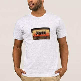 T-shirt Pièce en t de Mixtape de cassette