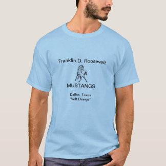 T-shirt Pièce en t de mustang de FDR