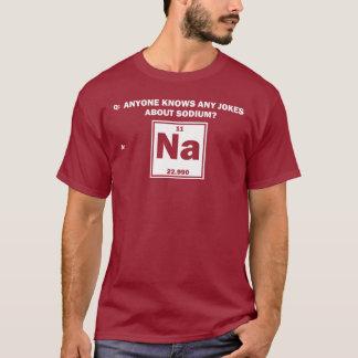 T-shirt pièce en t de Na des éléments |