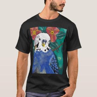 T-shirt Pièce en t de perruche