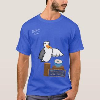 T-shirt Pièce en t de ragout de baie de buses