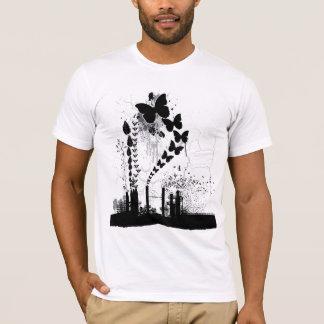 T-shirt Pièce en t de récupération