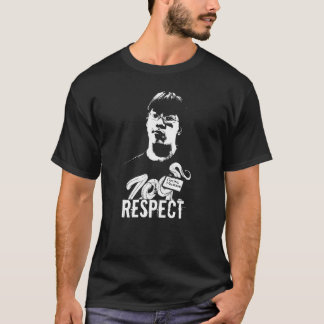 """T-shirt Pièce en t de """"RESPECT"""" de Danny Doan"""