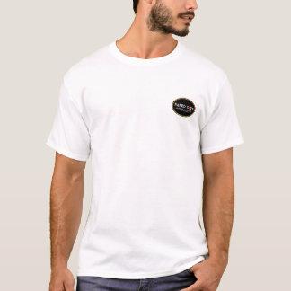 T-shirt Pièce en t de série de ville - audace