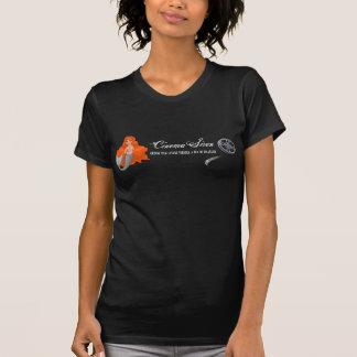 T-shirt Pièce en t de sirène de cinéma