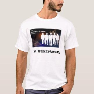 T-shirt Pièce en t de société de Slackers de bourreau de