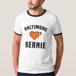 T-shirt Pièce en t de sonnerie de Bernie d'amours