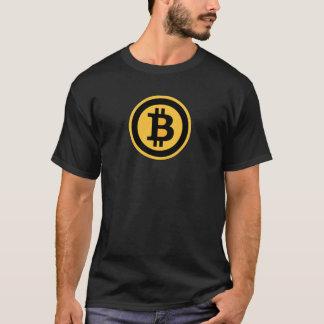 T-shirt Pièce en t de super héros de Bitcoin