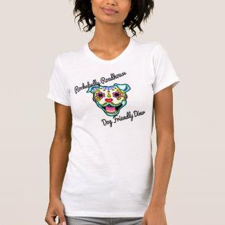 T-shirt Pièce en t de wagon-restaurant de restoroute de